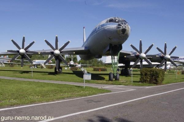 Музей авиации Ульяновска