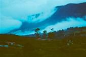 Вид на долину (La Culata)