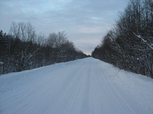 дорога на Конвейер