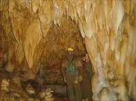 Пещеры вокруг Форта Нокс (Кентукки)