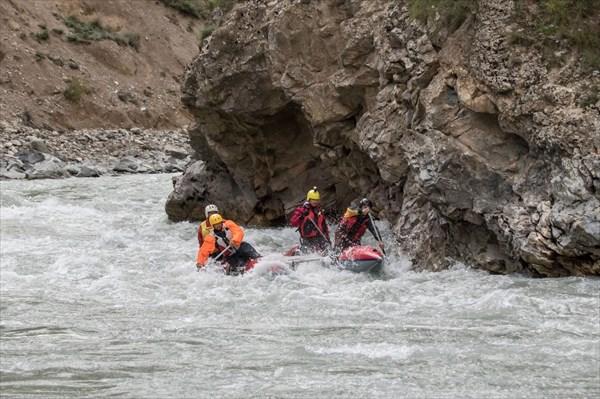 Наше прохождение Нижнего каньона