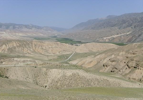 Дорога на Нарын