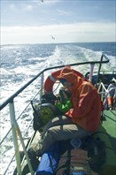 Плывем на Соловки