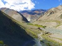3. Из Леха в долину р. Маркха через перевал Гандха Ла