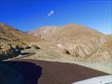 Дорога вдоль левого берега Инда