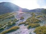 Финишная прямая перед перевалом Гандха Ла