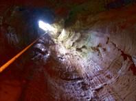 Крым, пещера Каскадная апрель-май 2008