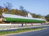 Подводная лодка `С-56`