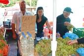 На рынке в Ретимно