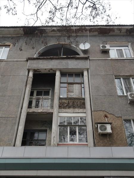 """Жилые дома в стиле """"сталинского классицизма"""""""