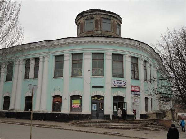 Местный торговый центр
