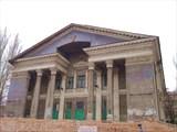 Кинотеатр имени Ленина - здание заброшено
