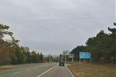 На выезде из Кишинева