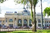 Одесса, вокзал