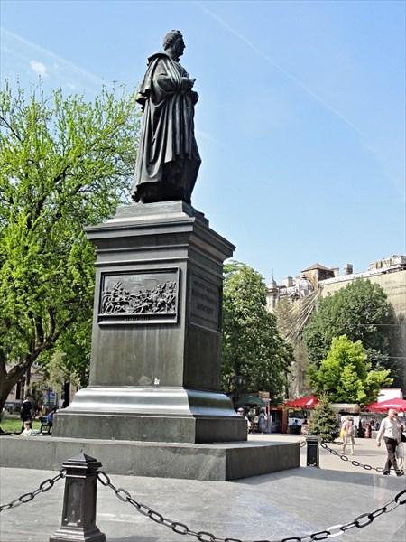 Памятник М.С. Воронцову