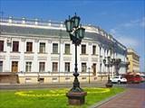 Екатерининская пл, выход на Приморский бульвар