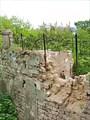 Развалины крепостной стены