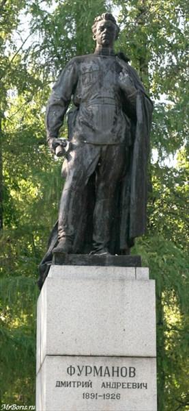 Памятник в г. Фурманов