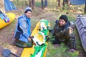 Лина и Олег