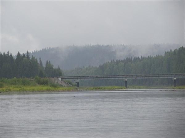 Мост рядом с Безгодово