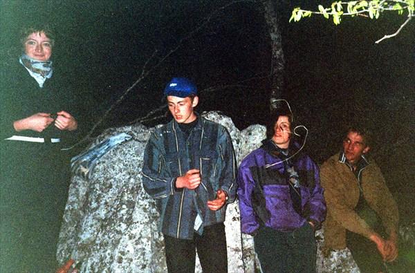 Винни, Иа и Пятачек в гостях у Совы