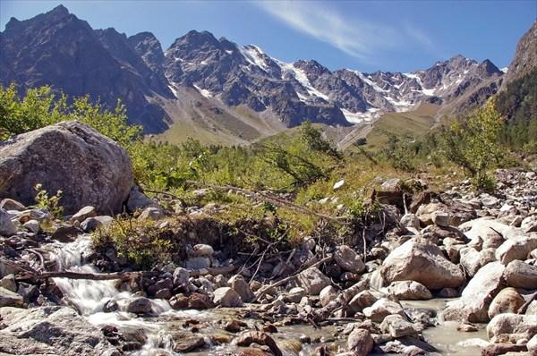 след Весенней лавины