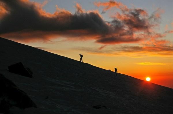 Эльбруский восход