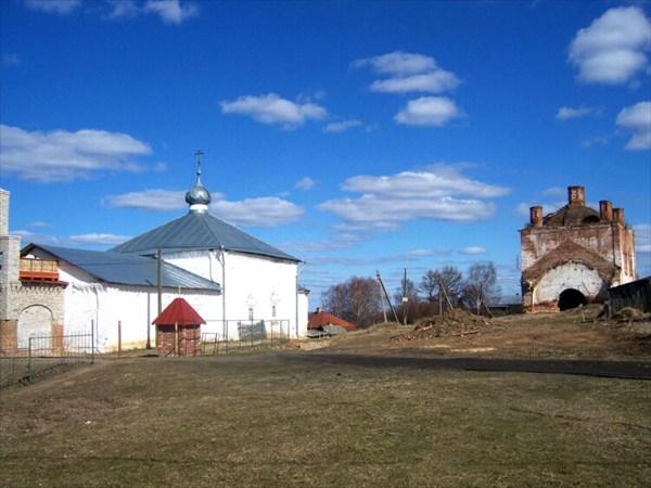 Макариев Решемский монастырь