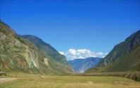 Алтайские трудности