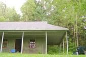 Домик который построили спелеологи и мы в нем живем