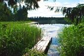 Озеро Валдайское.