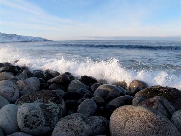 Северный Ледовитый океан (Баренцево море)