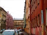 Поварской переулок