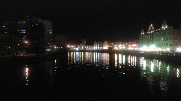 Ночная Преголя