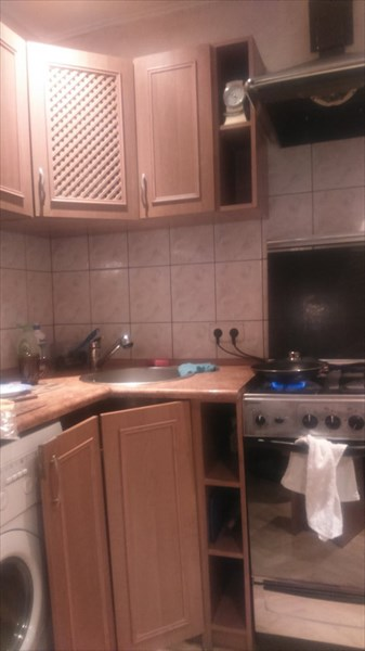 Обычная кухонька обычной  квартирки