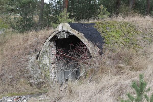 Подземный бункер на базе Нойтиф