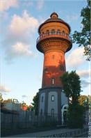 Здание музея Муррариум - бывшая водонапорная башня