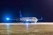 Боинг 737 `Победа`
