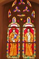 Витражи в Кафедральном соборе