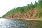 Красные горы...