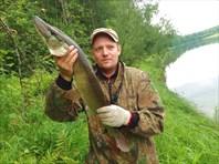 Сплав и рыбалка!