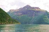Паром Norddalsfjord - Sunnylvsfjord - Geirangerfjord