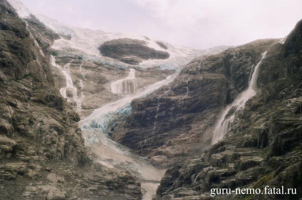 Ледник Kjenndalsbreen