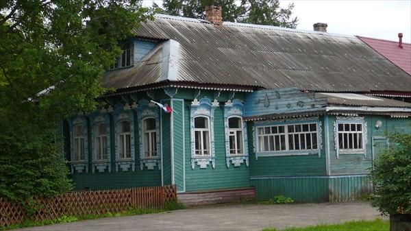 Местный домик в Ильинском