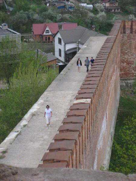 По стене, как по проспекту