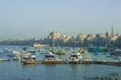 `старая гавань` г.Александрия - используется местными рыбаками.