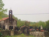 Кладбище у дороги