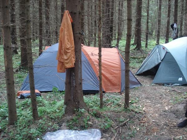 Лагерь Карташа