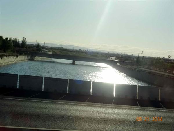 Река Турия..