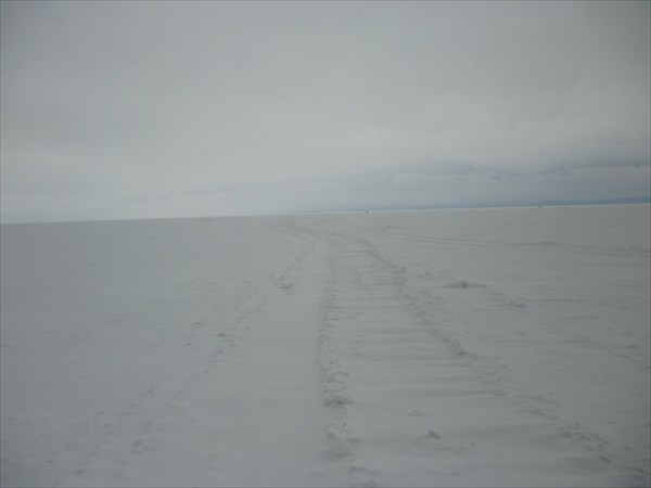 Дорогу замело. 2013-03-16-09:13:00